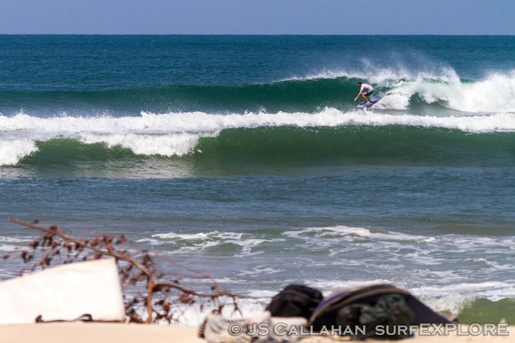 Sam Bleakley surfEXPLORE